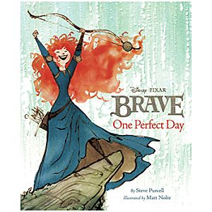 One Perfect Day Brave Book