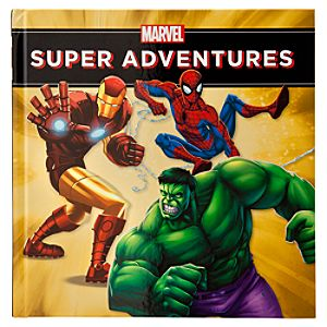 Marvel Super Adventures Book