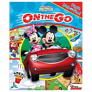 Mickey Mouse Clubhouse Book - On the Go
