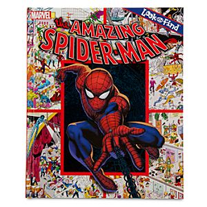 The Amazing Spider-Man Look and Find Book