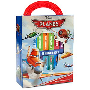 Planes Book Block Set