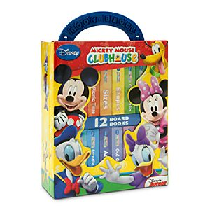Mickey Mouse Clubhouse Book Block Set