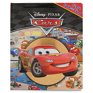 Cars First Look and Find Book
