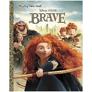 Brave Big Golden Book by Random House