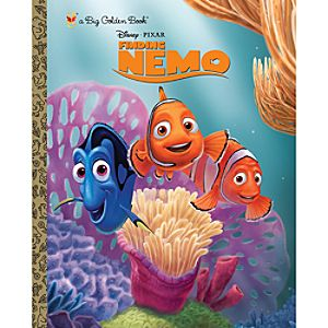 Finding Nemo Big Golden Book by Random House