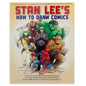 Stan Lees How to Draw Comics Book