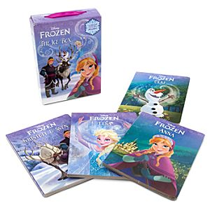 Frozen: The Ice Box Book Set