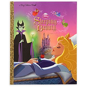 Sleeping Beauty - Big Golden Book