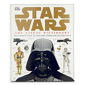 Star Wars The Visual Dictionary Book