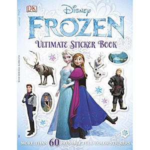 Frozen Ultimate Sticker Book