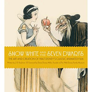Snow White and the Seven Dwarfs: The Art and Creation of Walt Disneys Classic Animated Film Book