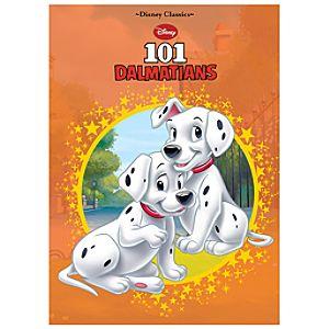 Disney Classics 101 Dalmatians Book