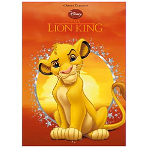 Disney Classics The Lion King Book