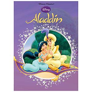 Disney Classics Aladdin Book