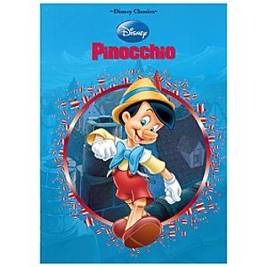 Disney Classics Pinocchio Book