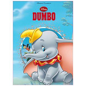 Disney Classics Dumbo Book