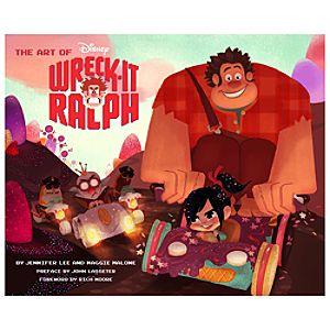 The Art of Wreck-It Ralph Book