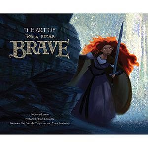 The Art of Brave Book