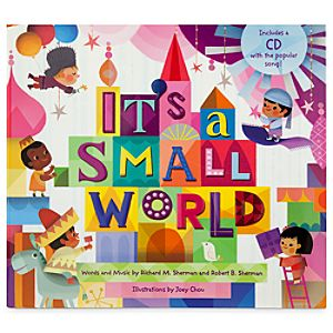 Its a Small World Storybook and CD Set