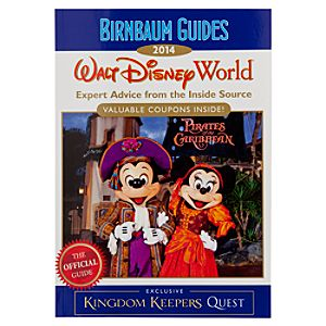 Walt Disney World Official 2014 Guide Book