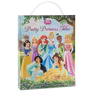 Disney Princess: Pretty Princess Tales Book Set