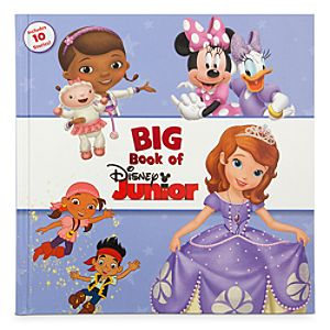 Big Book of Disney Junior Book