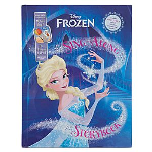 Frozen Sing-along Storybook and CD