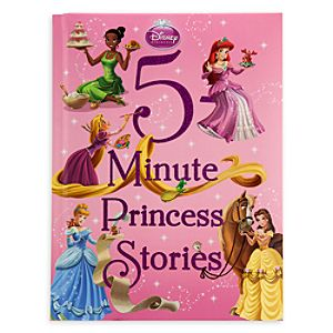 Disney Princess: 5 Minute Princess Stories