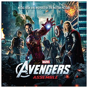 Avengers Assemble CD