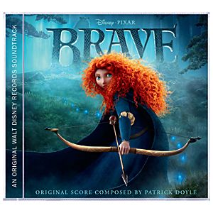 Brave Soundtrack CD
