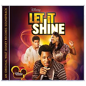 Let It Shine Soundtrack CD