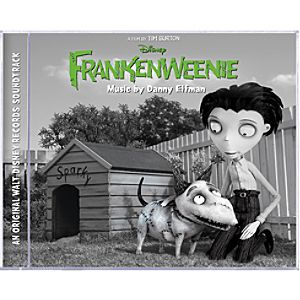 Frankenweenie Unleashed! CD