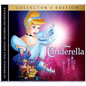 Cinderella Soundtrack - Collectors Edition