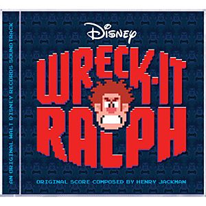 Wreck-It Ralph Soundtrack CD