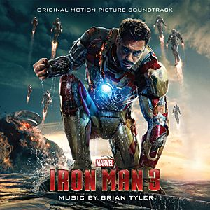 Iron Man 3 Soundtrack CD