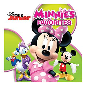 Mickey Mouse Clubhouse: Minnies Favorites CD