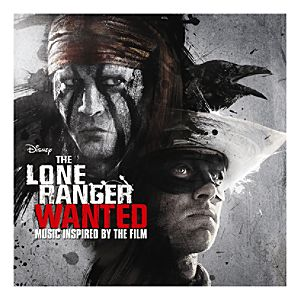 The Lone Ranger Wanted CD