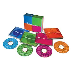 Disney Classics CD Box Set