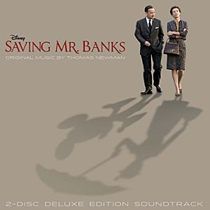 Saving Mr. Banks Soundtrack 2-CD Deluxe Edition