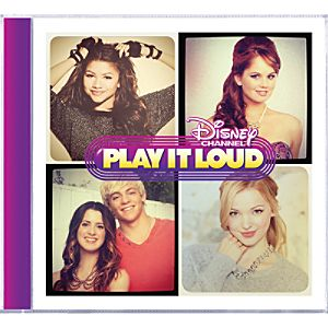 Disney Channel Play It Loud CD