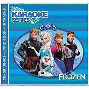 Frozen Karaoke CD