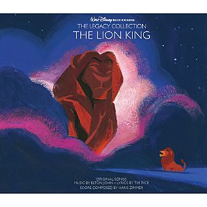 The Lion King The Legacy Collection CD