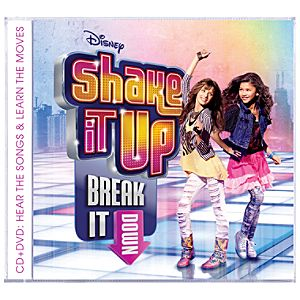 Shake It Up, Break It Down Soundtrack CD + DVD