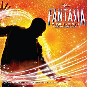 Fantasia Evolved Soundtrack CD