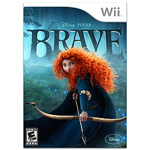 Brave: The Video Game on Nintendo Wii
