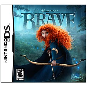 Brave: The Video Game on Nintendo DS