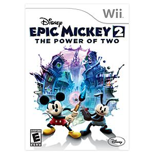 Pre-Order Epic Mickey 2: The Power of Two for Nintendo Wii