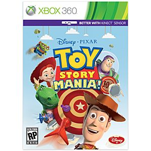 Pre-Order Toy Story Mania for XBox 360