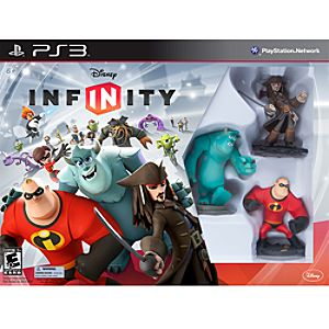 Disney Infinity Starter Pack for PS3 - Pre-Order OFFER