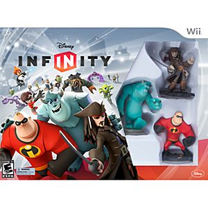 Disney Infinity Starter Pack for Nintendo Wii
